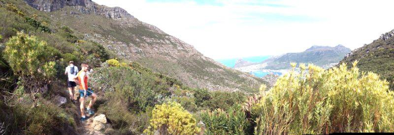 Cape Town trail running tours