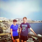 Running in Cape Town