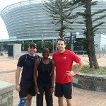 City running tour