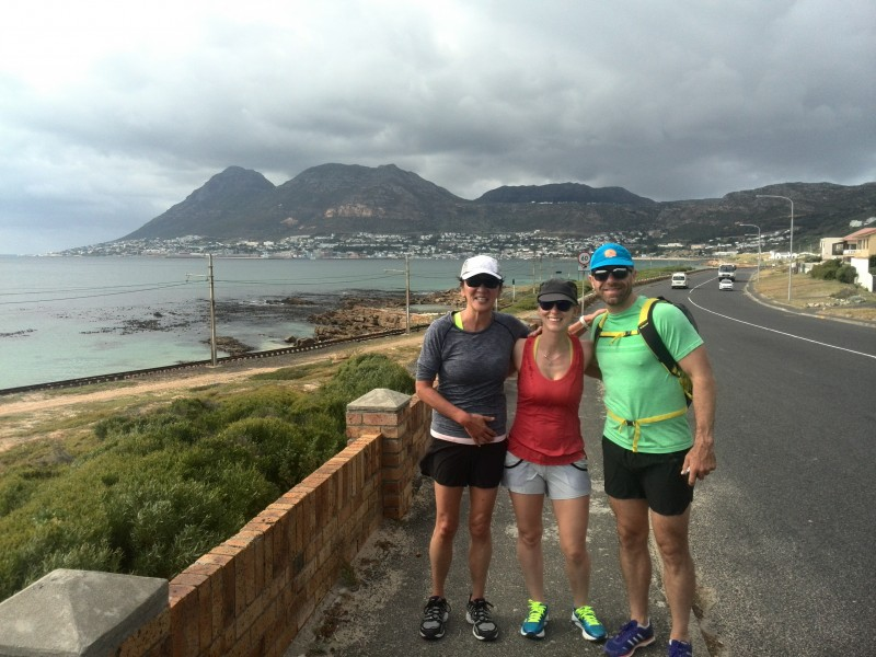 Running tours in Cape Town