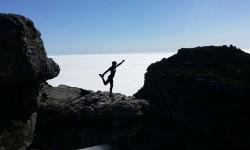 Table Mountain trail run