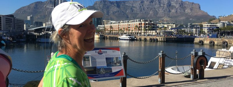 Running in Cape Town, running tour Cape Town, Cape Town tour
