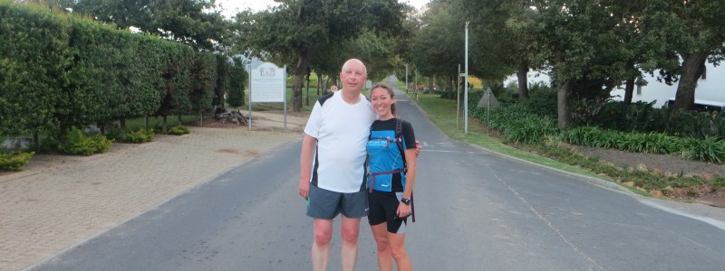 Groot constantia running tour