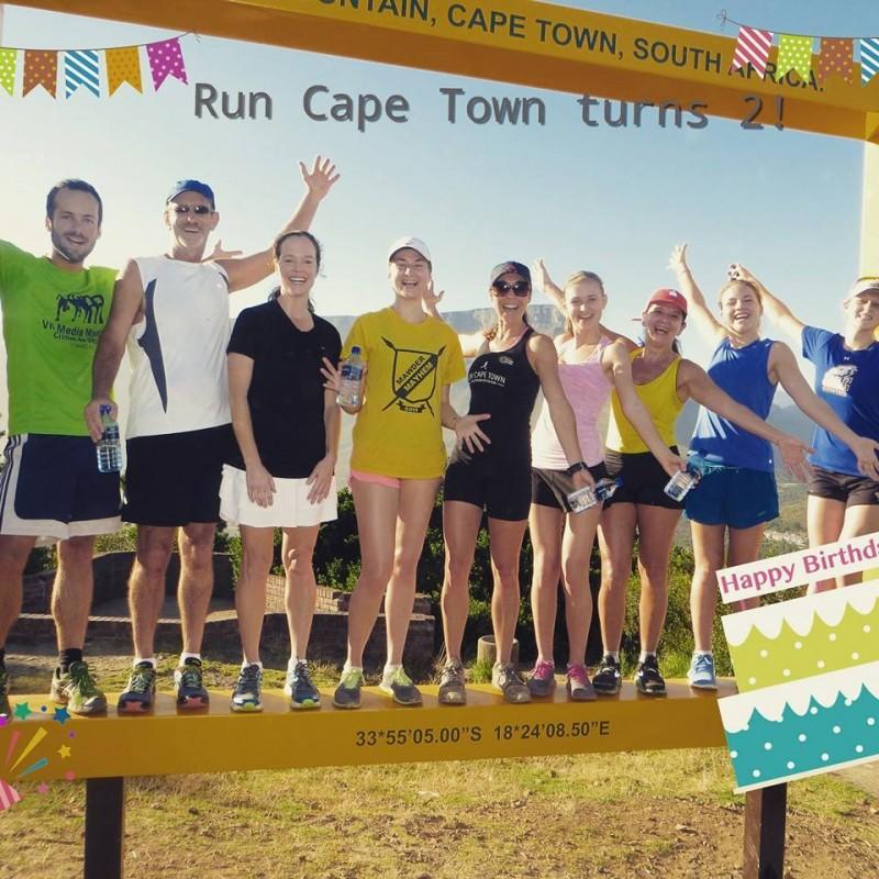 Run CT second Birthday